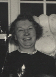 Gladys Grace THORNLY